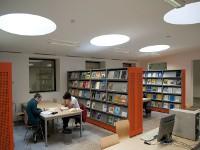 sala lettura 2
